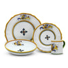RAFFAELLESCO LITE: 4 Pieces Place Setting
