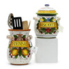 RUSTICA: Bundle with Utensil Holder + Biscotti Jar