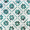 ANTICA DERUTA: Hand Painted Ceramic Authentic Deruta Tile