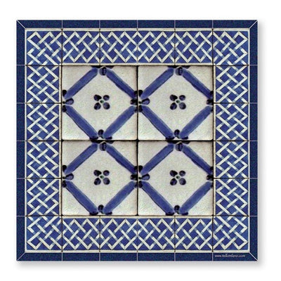 ITALIAN DREAM: Placemats + Coasters (Set of 4 ea) - Design PANAREA/C