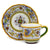 RAFFAELLESCO DELUXE: Cup and Saucer