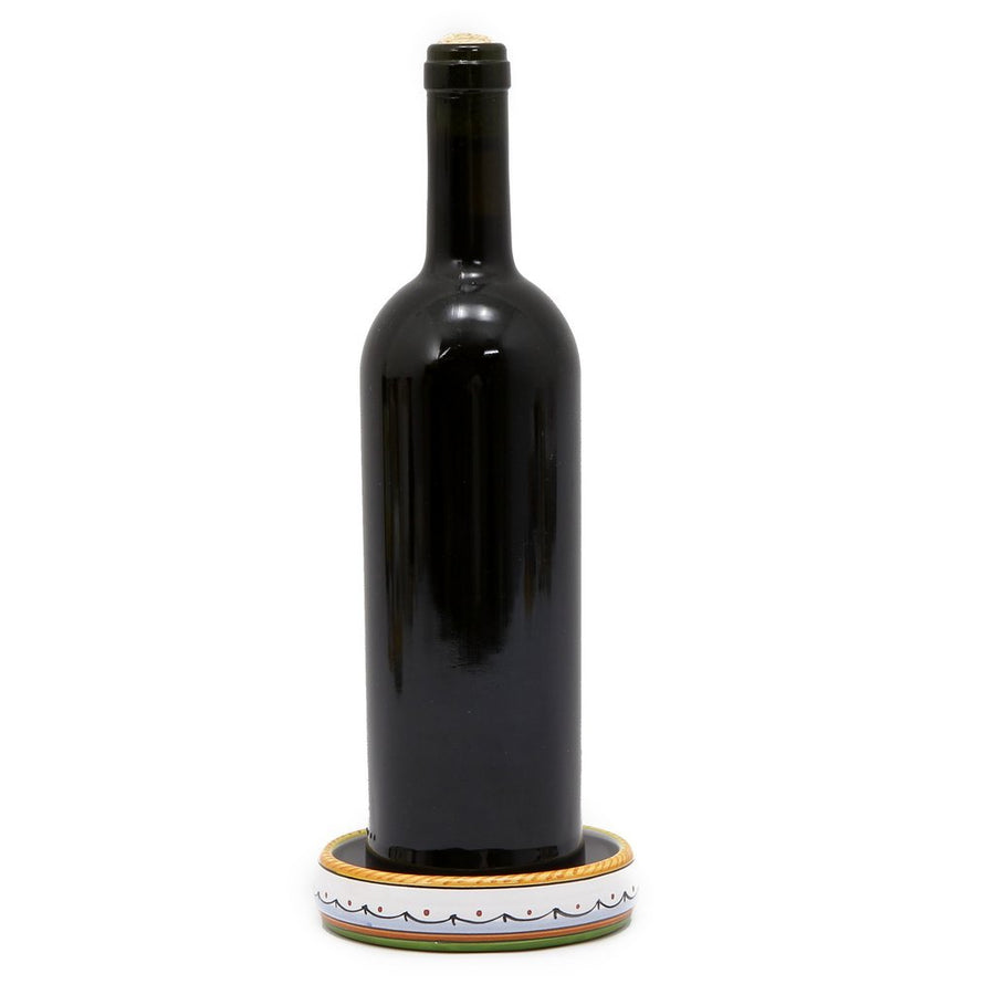 RAFFAELLESCO: Wine Coaster