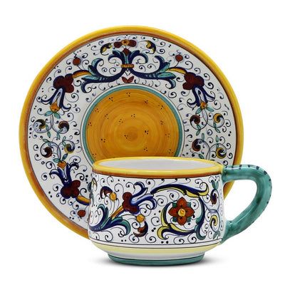 RICCO DERUTA DELUXE: Cup and Saucer
