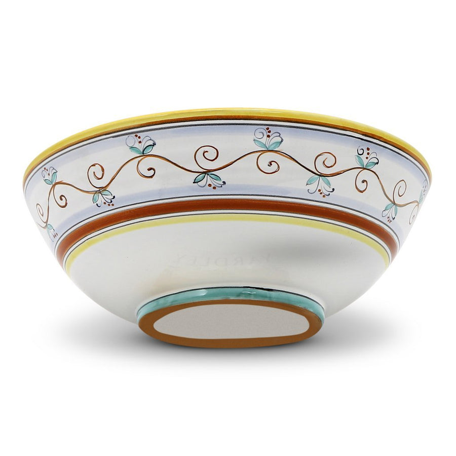 RICCO DERUTA DELUXE: Salad Bowl (Medium)