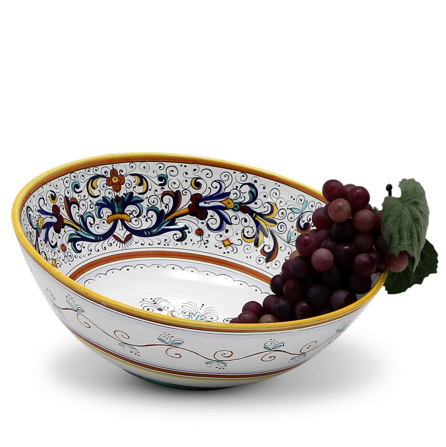 RICCO DERUTA DELUXE: Pasta Salad Serving Bowl