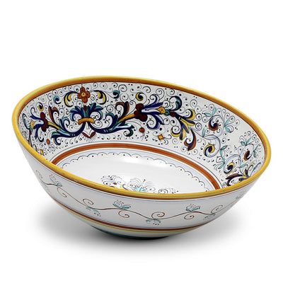 RICCO DERUTA DELUXE: Large Pasta Salad Serving Bowl