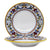 RICCO DERUTA: Rim Pasta Soup Bowl - White Center