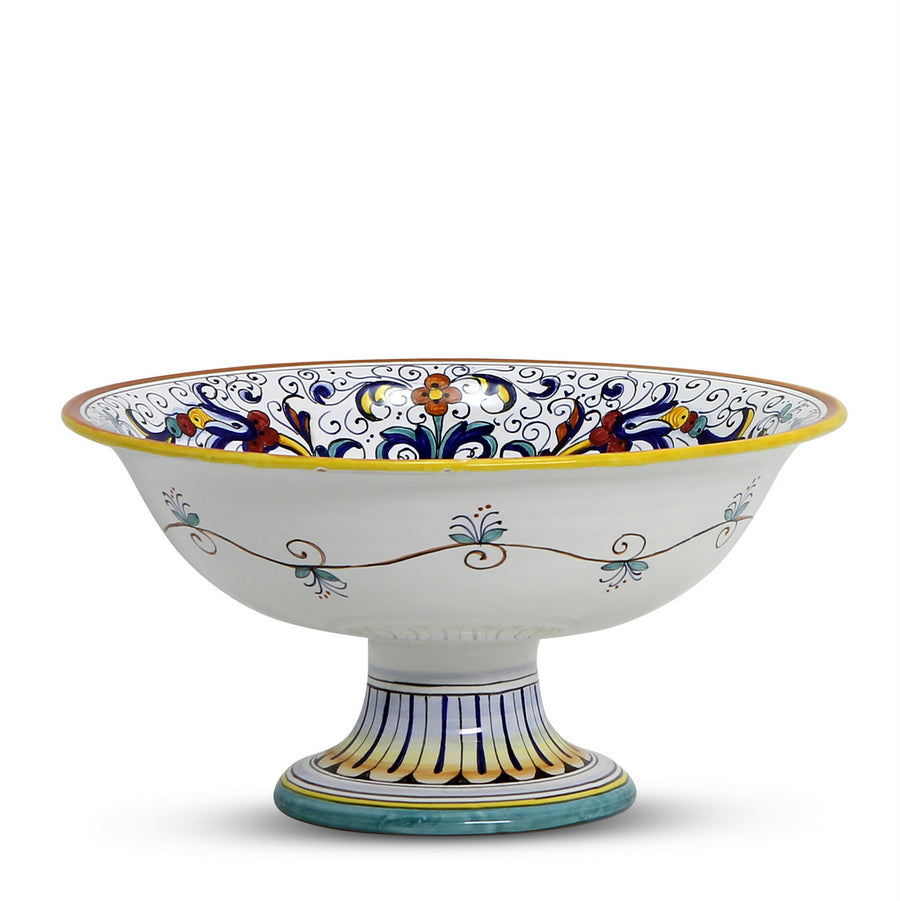 RICCO DERUTA DELUXE: Footed Bowl