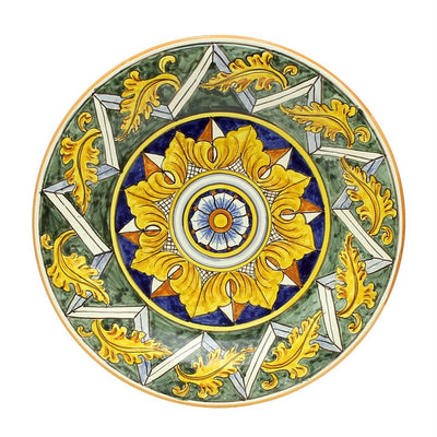 SICILIANA: Medium Wall Plate (18D)