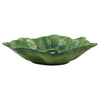VIETRI: Foglia Stone Large Serving Bowl