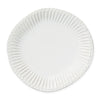 VIETRI: Incanto Stone White Stripe Dinner Plate