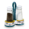 RICCO DERUTA: Salt and Pepper Cruet (Glass Shakers) [R]
