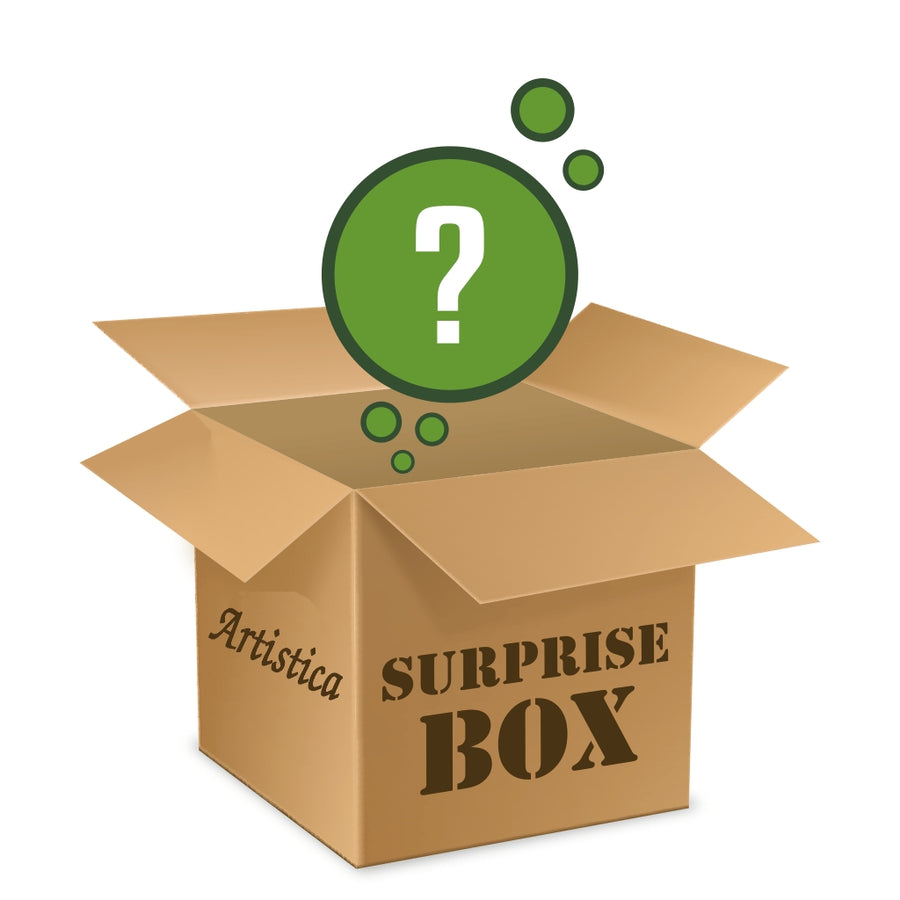 MYSTERY SURPRISE BOX! Containing hand picked retired products but in perfectly new conditions.
