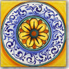 FRANCESCA NICCACCI: Deruta Vario Hand Painted Wall Tile