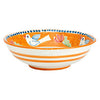 VIETRI: CAMPAGNA Uccello Large Serving Bowl