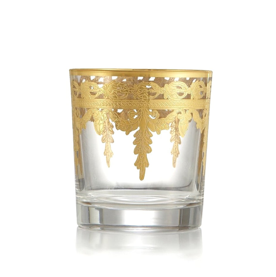 ARTE ITALICA: Vetro Gold DOF Glass