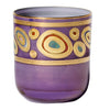 VIETRI: Regalia Water Glass Tumbler (Sold as Set of 4 pcs ~ 1 of each color)