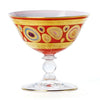 VIETRI: Regalia Dessert-Gelato Bowl (Sold as Set of 4 pcs ~ 1 of each color)
