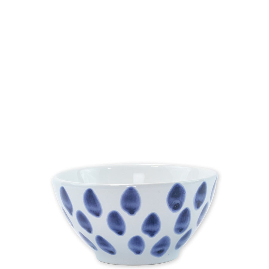 VIETRI: Santorini Dot Cereal Bowl
