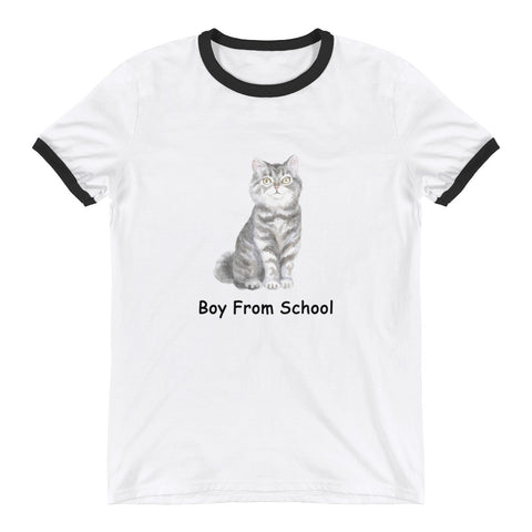 BFS Tourist Short-Sleeve Unisex T-Shirt