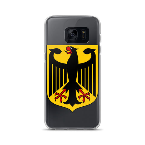 Samsung Case with German Eagle crest