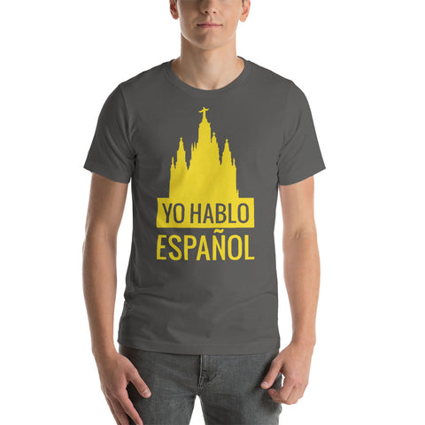 I speak Spanish Short-Sleeve Unisex T-Shirt