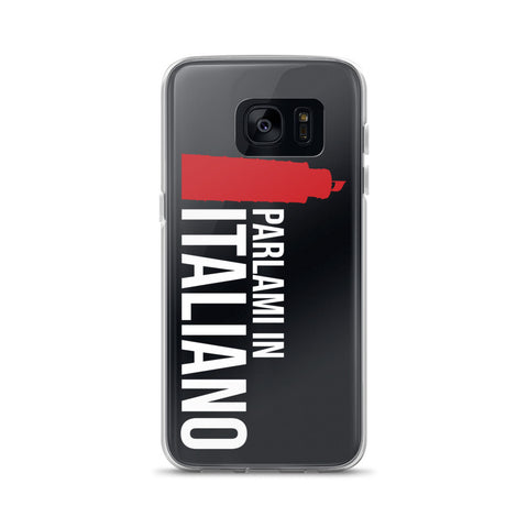Speak Italian to me - Samsung Case
