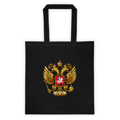 Russian Crest - Tote bag