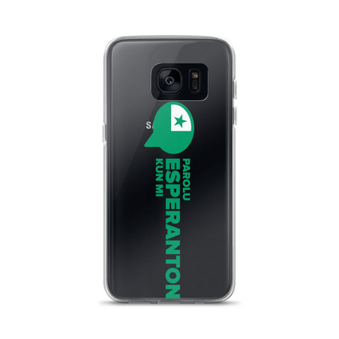 Speak Esperanto to me Samsung Case