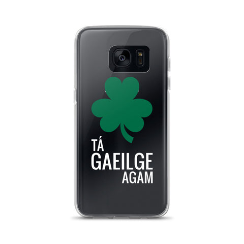 I speak Irish - Samsung Case