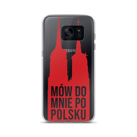 Speak Polish to me -Samsung Case
