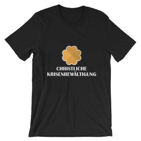 Christian Disaster Response German Short-Sleeve Unisex T-Shirt