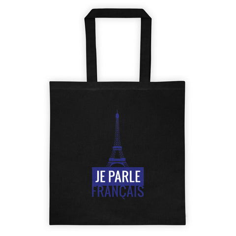 I speak French - Tote bag