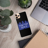 Speak Hebrew with me - iPhone Case