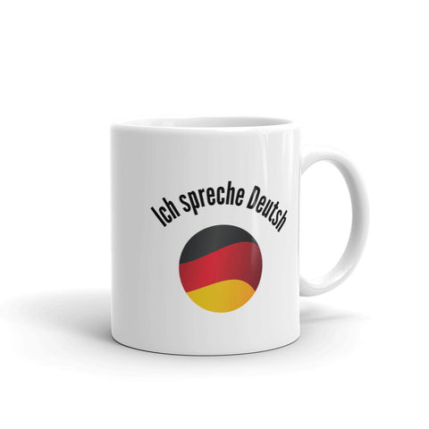 I speak German - Mug