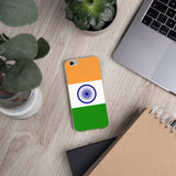 Indian Flag iPhone Case