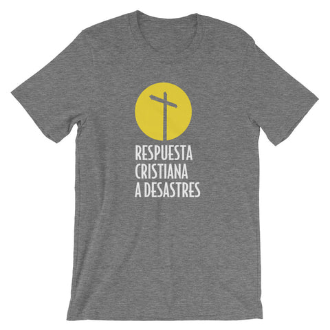 Christian Disaster Response Spanish Short-Sleeve Unisex T-Shirt