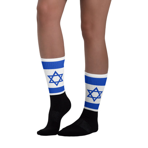 Israeli flag Socks