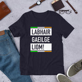 Speak Irish to me Short-Sleeve Unisex T-Shirt