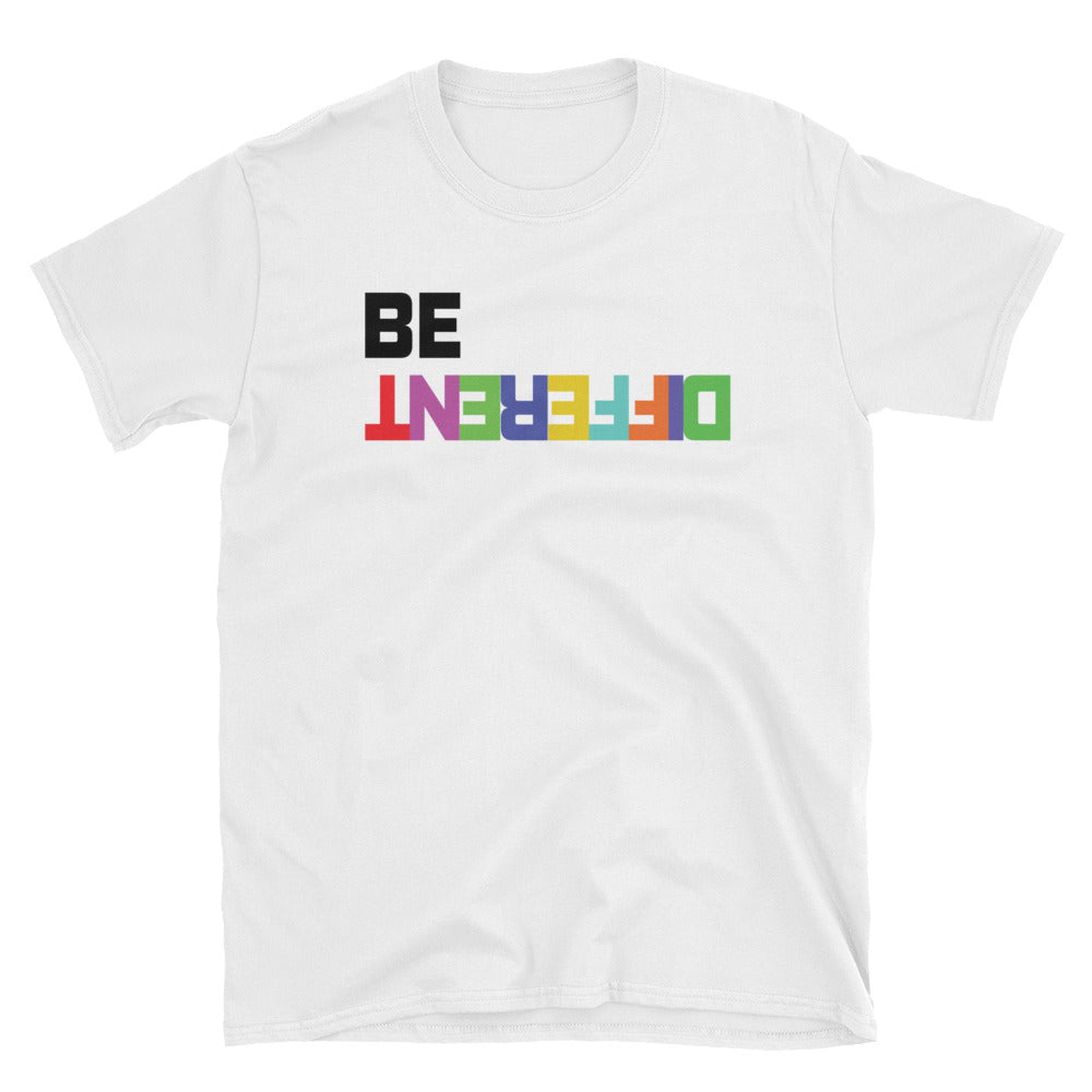 Be Different Unisex T-Shirt - Outspoken Clothes