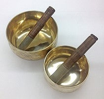 Brass Singing Bowls 6""