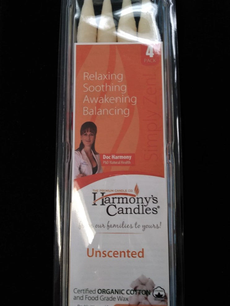 Ear Candles 4 Pack