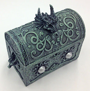 Mystic Dragon Treasure Chest/Bank