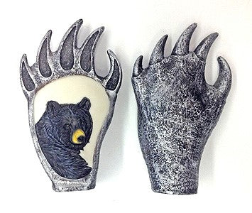 Resin Bear Paw 2