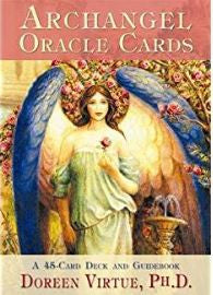 Archangel Oracle Cards by Doreen Virtue, Ph.D.
