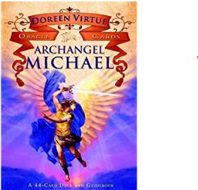 Archangel Michael Oracle Cards by Doreen Virtue, Ph.D.