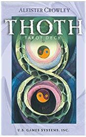Thoth Tarot Deck by Aleister Crowley