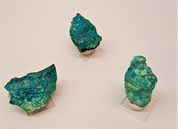 "Chrysocolla - 1.3 oz - 2"" tall"