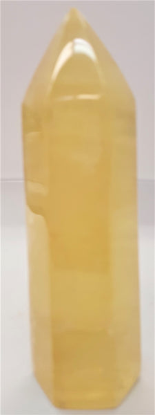 Honey Calcite Obelisk