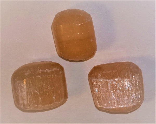 Orange Selenite